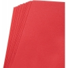 Foam Sheet (Eva) 9 x 12'' Red - Pack of 10 pieces